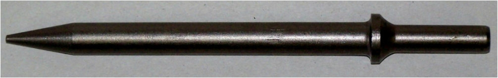 Tapered Punch type chisel