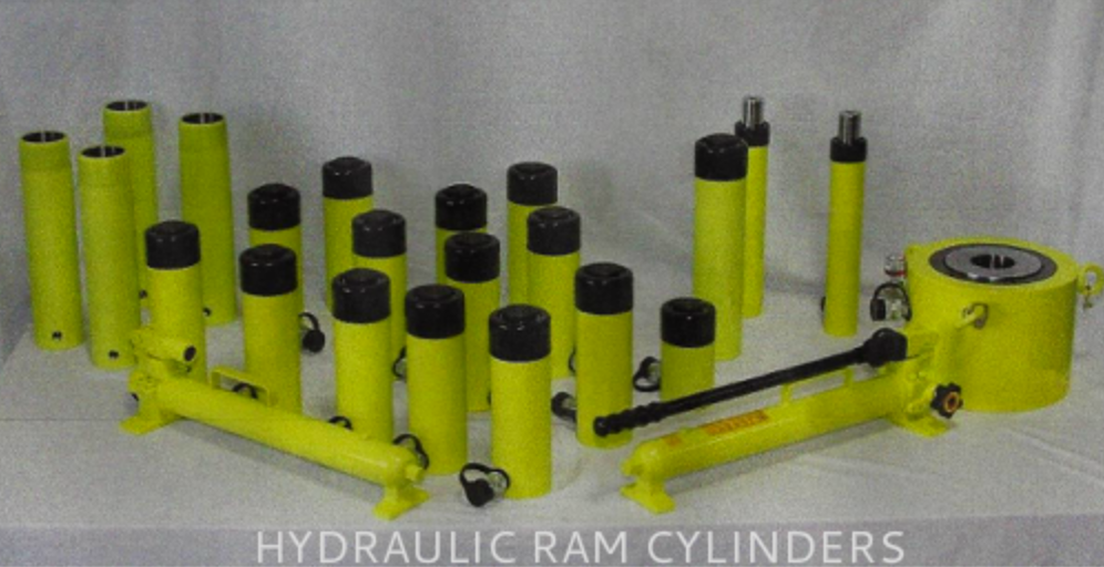 Hydraulic Ram Cylinders Picture
