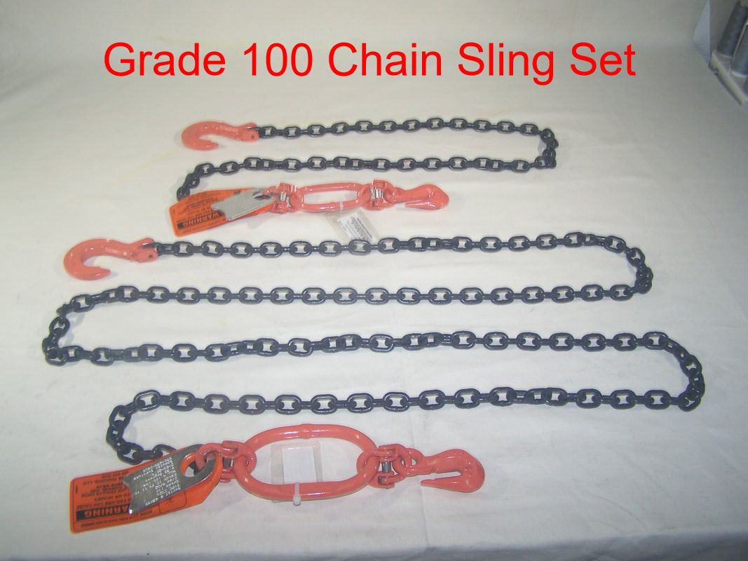 grade 100 chain set Picture