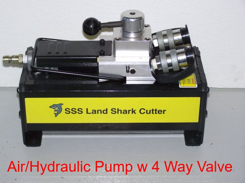HYDRAULIC PUMPS - Air Operated - SPECIAL SERVICE AND SUPPLY
