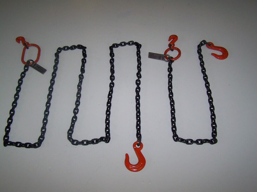 Picture Grade 100 Rescue Chain Set